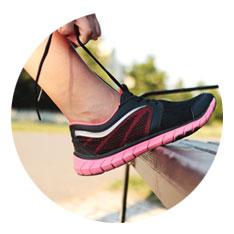 Juice Plus+ gebruiken doe je samen met een gezond voedingspatroon en sporten